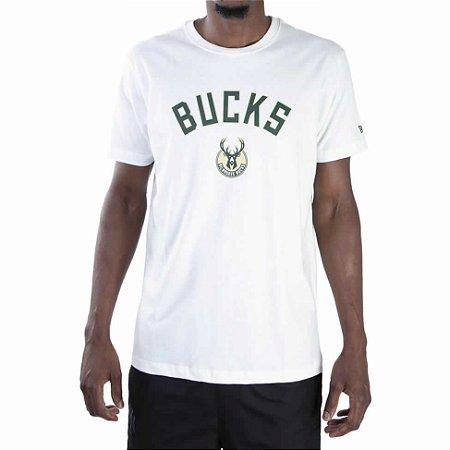 Camiseta Milwaukee Bucks Essentials Team - New Era
