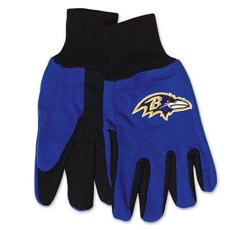 Luva Utilitária Sport Two Tone Baltimore Ravens