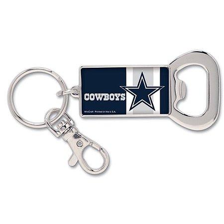Chaveiro Abridor de Garrafas NFL Dallas Cowboys