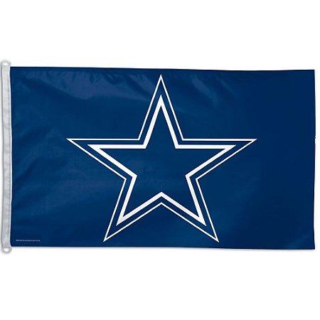 Bandeira Grande 90x150 NFL Dallas Cowboys