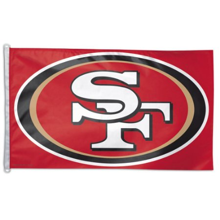 Bandeira Grande 90x150 NFL San Francisco 49ers