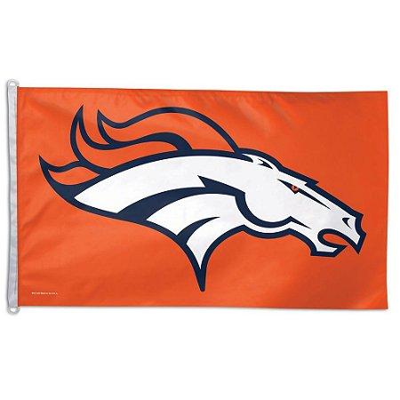 Bandeira Grande 90x150 NFL Denver Broncos