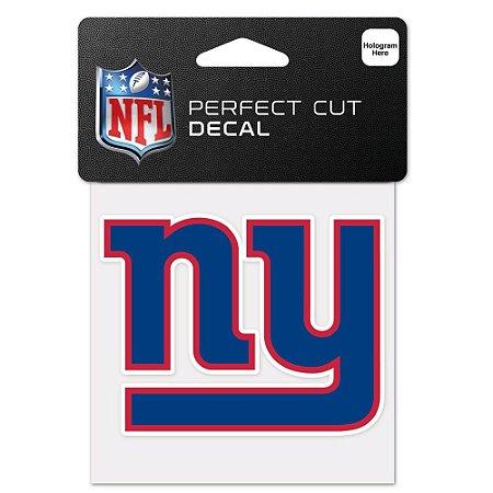 Adesivo Perfect Cut NFL New York Giants
