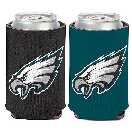Porta Latinha Logo Team Philadelphia Eagles