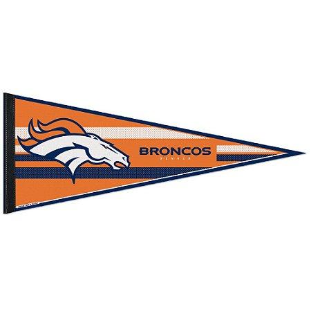 Flâmula Extra Grande Classic Denver Broncos