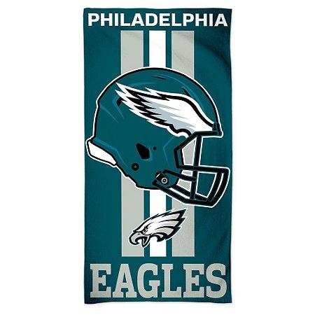 Toalha de Praia e Banho Standard Philadelphia Eagles