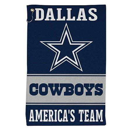 Toalha Sport NFL 40x64cm Dallas Cowboys