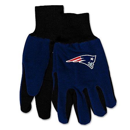 Luva Utilitária Sport Two Tone New England Patriots