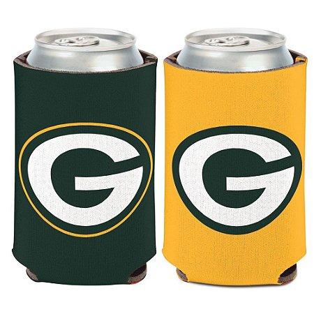 Porta Latinha Logo Team Green Bay Packers