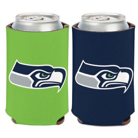 Porta Latinha Logo Team Seattle Seahawks