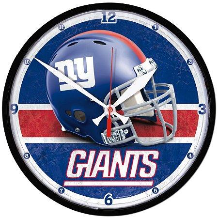 Relógio de Parede NFL New York Giants 32cm