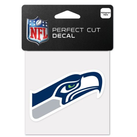 Adesivo Perfect Cut NFL Seattle Seahawks