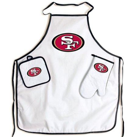 Kit Churrasqueiro Tailgate San Francisco 49ers
