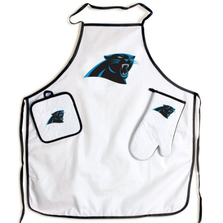 Kit Churrasqueiro Tailgate Carolina Panthers
