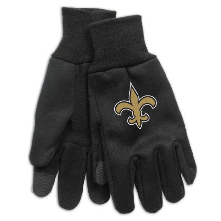 Luva Technology Inverno New Orleans Saints