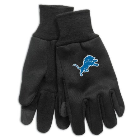 Luva Technology Inverno Detroit Lions