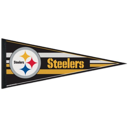 Flâmula Extra Grande Classic Pittsburgh Steelers