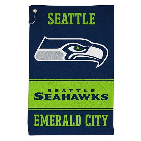 Toalha Sport NFL 40x64cm Seattle Seahawks