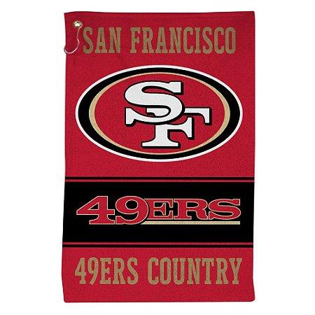 Toalha Sport NFL 40x64cm San Francisco 49ers