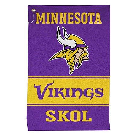 Toalha Sport NFL 40x64cm Minnesota Vikings