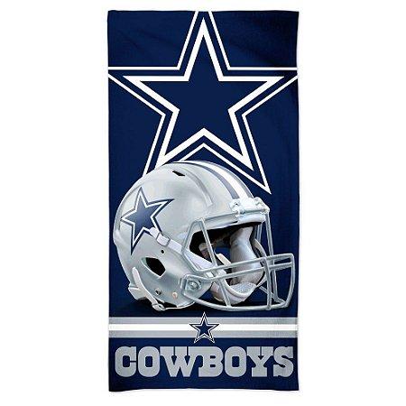 Toalha de Praia e Banho Spectra Dallas Cowboys
