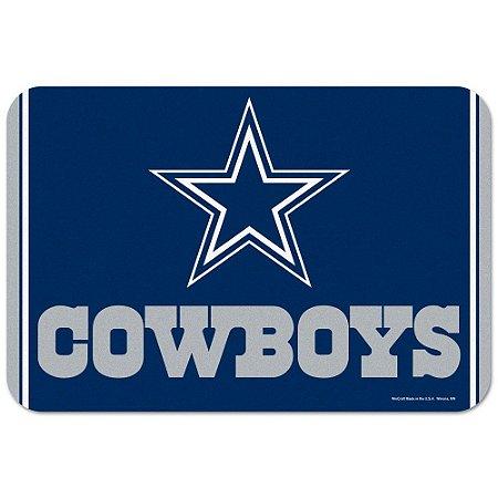 Tapete Decorativo Boas-Vindas NFL 51x76 Dallas Cowboys