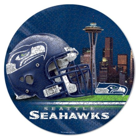 Quebra-Cabeça Team Puzzle 500pcs Seattle Seahawks