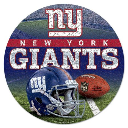Quebra-Cabeça Team Puzzle 500pcs New York Giants