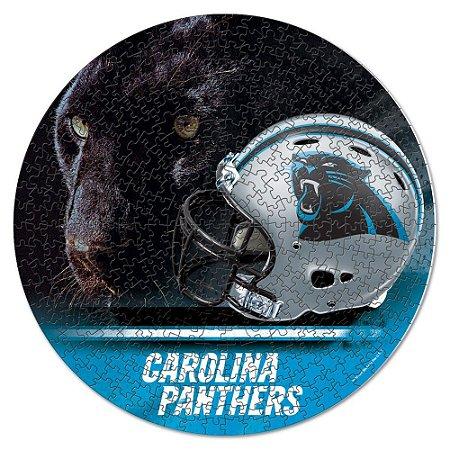 Quebra-Cabeça Team Puzzle 500pcs Carolina Panthers