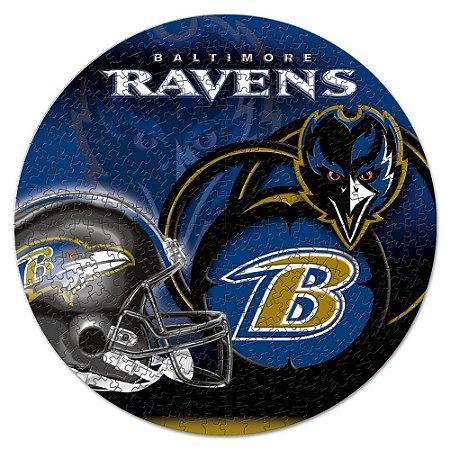 Quebra-Cabeça Team Puzzle 500pcs Baltimore Ravens