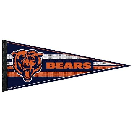 Flâmula Extra Grande Classic Chicago Bears