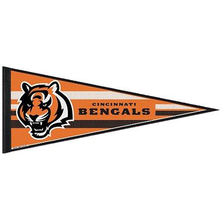 Flâmula Extra Grande Classic Cincinnati Bengals