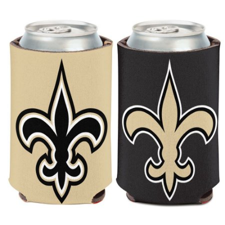 Porta Latinha Logo Team New Orleans Saints