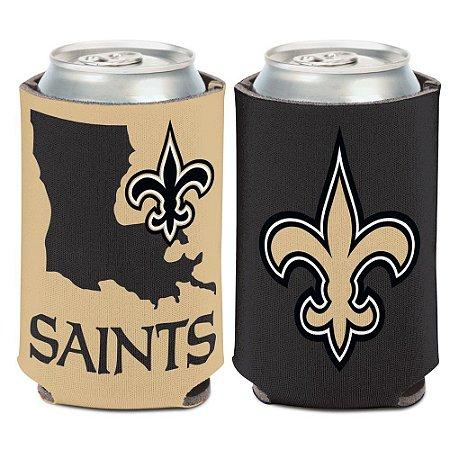 Porta Latinha State Team New Orleans Saints