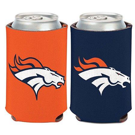 Porta Latinha Logo Team Denver Broncos