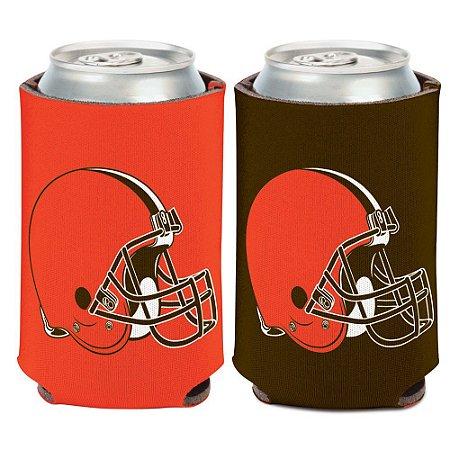 Porta Latinha Logo Team Cleveland Browns