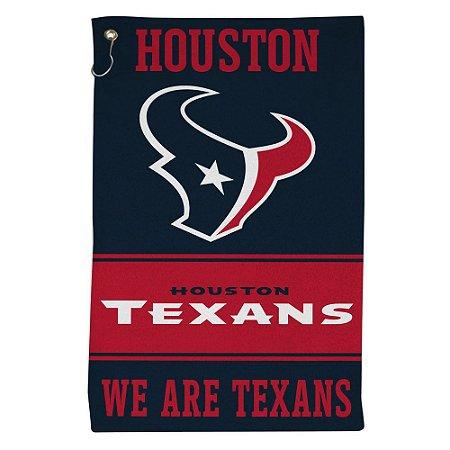 Toalha Sport NFL 40x64cm Houston Texans