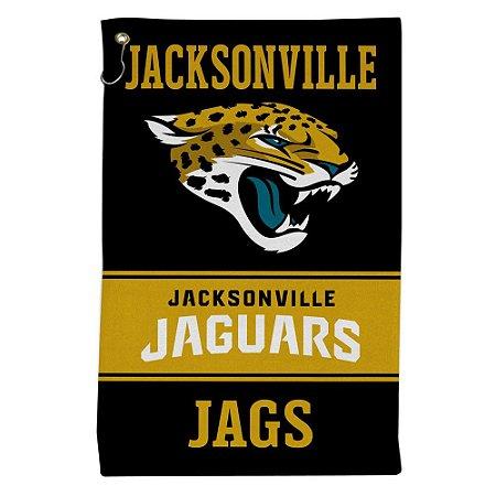 Toalha Sport NFL 40x64cm Jacksonville Jaguars