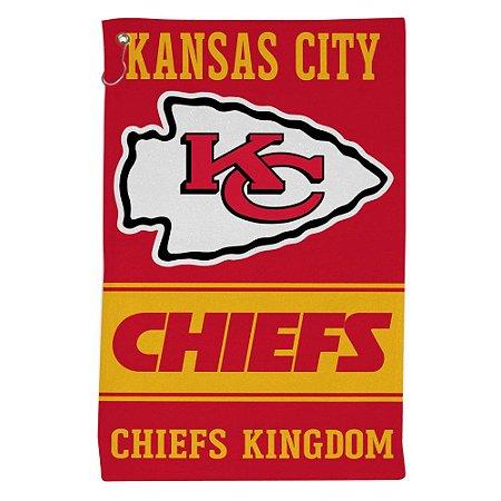 Toalha Sport NFL 40x64cm Kansas City Chiefs