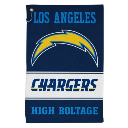 Toalha Sport NFL 40x64cm Los Angeles Chargers