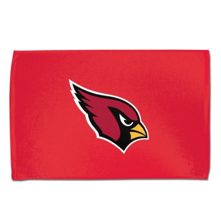 Toalha Torcedor NFL Fan 38x63cm Arizona Cardinals
