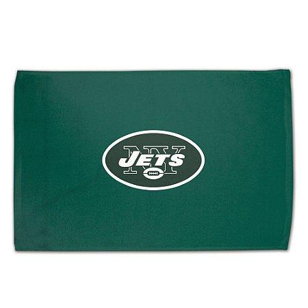 Toalha Torcedor NFL Fan 38x63cm New York Jets