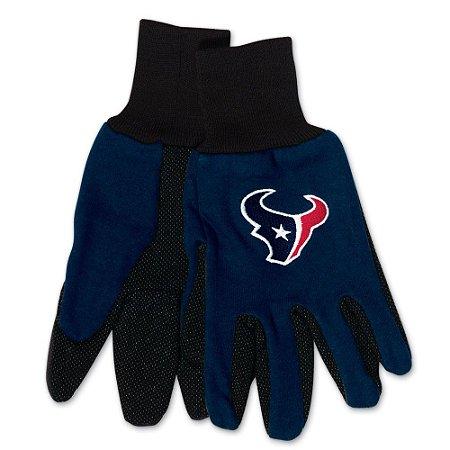 Luva Utilitária Sport Two Tone Houston Texans