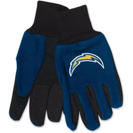 Luva Utilitária Sport Two Tone Los Angeles Chargers