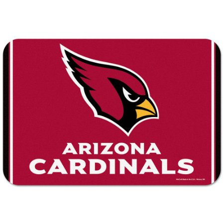 Tapete Decorativo Boas-Vindas NFL 51x76 Arizona Cardinals