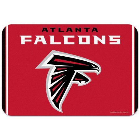 Tapete Decorativo Boas-Vindas NFL 51x76 Atlanta Falcons