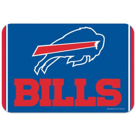 Tapete Decorativo Boas-Vindas NFL 51x76 Buffalo Bills