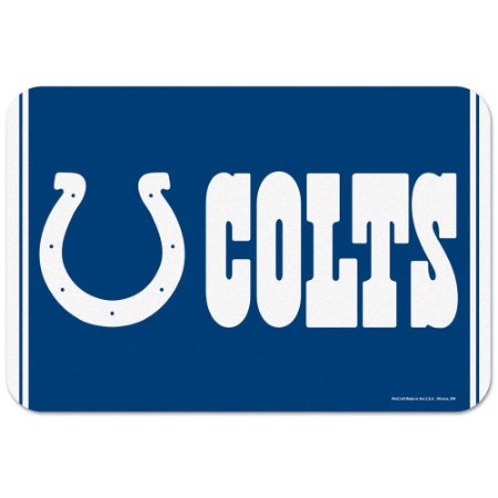 Tapete Decorativo Boas-Vindas NFL 51x76 Indianapolis Colts