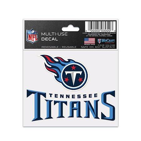 Adesivo Multi-Uso 8x10 NFL Tennessee Titans