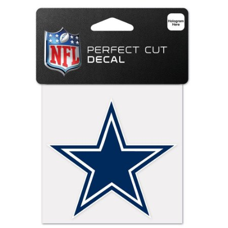 Adesivo Perfect Cut NFL Dallas Cowboys